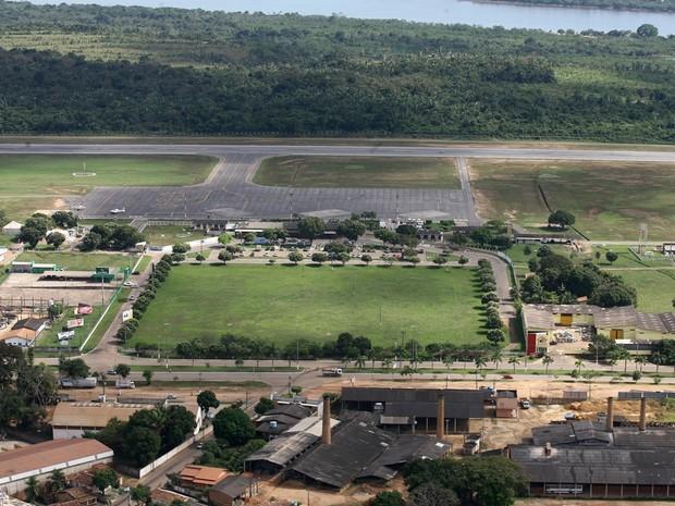 Aeroporto de marabá pará (Foto: divulgação)