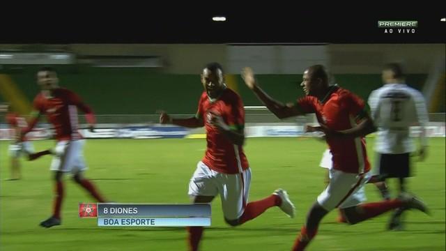 258fcb0439 Boa Esporte x ABC - Campeonato Brasileiro Série B 2017-2017 ...