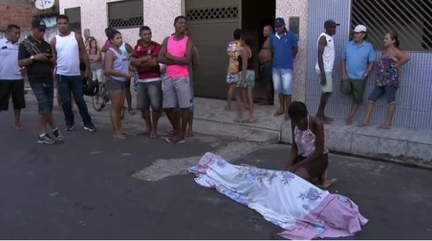 São Luís registra média de 29 homicídios para cada 100 mil habitantes (Foto: Reprodução/Globo)