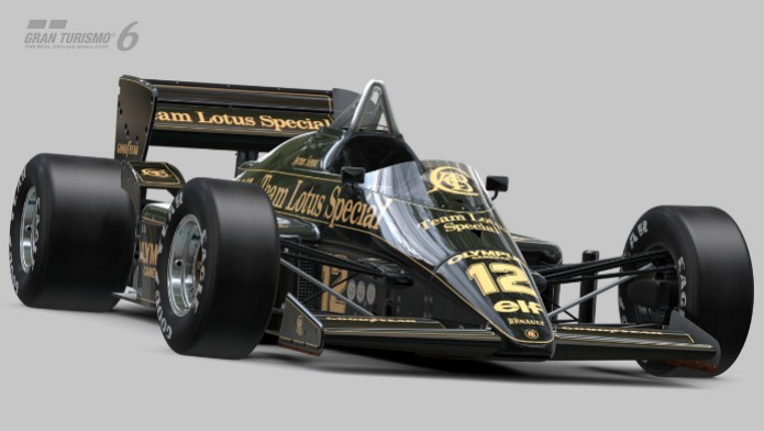 Lotus 97T (Foto: Lotus 97T)