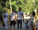 Em família e entrosados, Victor Ferraz e Braz lideram o Santos em nova final