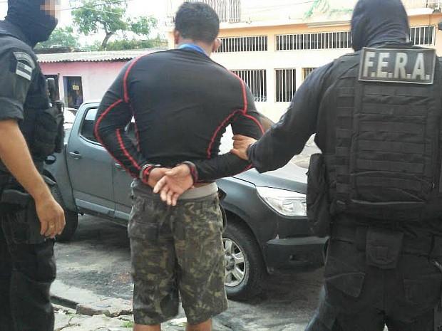 Mais de dez pessoas já foram presas durante a operação (Foto: Divulgação/Polícia Civil)