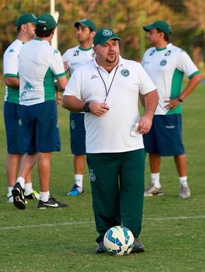 Julinho Camargo, técnico do Goiás (Foto: Rosiron Rodrigues/Goiás E.C.)