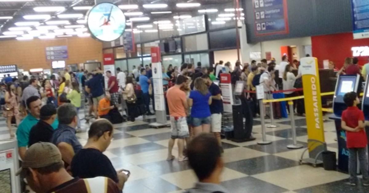 Aeroportos de Rio Preto e Araçatuba têm queda no movimento em ... - Globo.com
