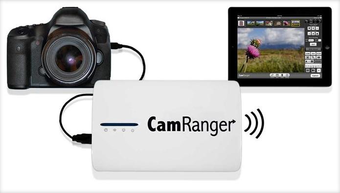 CamrRanger é um dos melhores adaptadores, mas preço é alto (Foto: Divulgação)