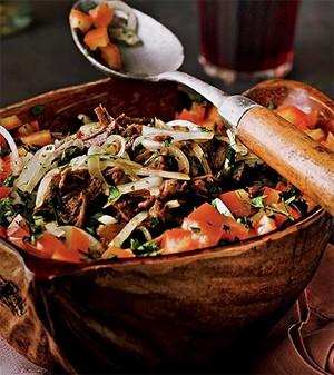Salada espanhola (Foto:  )