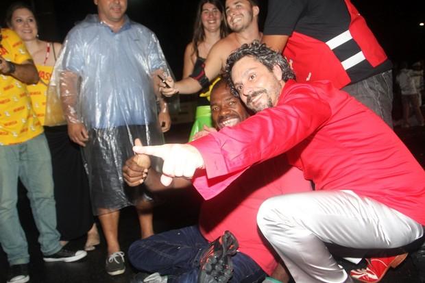 Alexandre Nero (Foto: Marcos Ferreira / Foto Rio News)