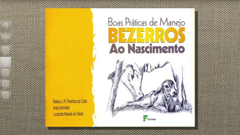 tv-folheto-bezerro-mamada (Foto: Reprodução/ TV Globo)
