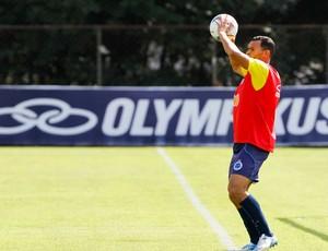 Ceará, Cruzeiro, treino, Toca da Raposa II (Foto: Washington Alves / Vipcomm)