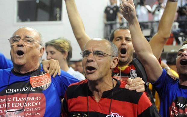 Eduardo Bandeira de Melo eleições Flamengo (Foto: Fernando Azevedo / FlaImagem)