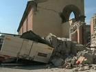 Novo terremoto no norte da Itália deixa 16 mortos e 350 feridos