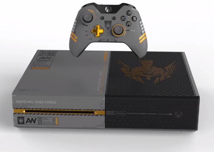 Call of Duty: Advanced Warfare terá pacote especial com o Xbox One personalizado. (Foto: Reprodução/ Xbox.com)