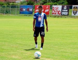 Jeam; Bahia (Foto: Divulgação/EC Bahia)