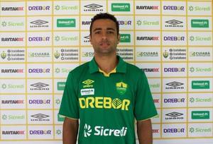 Bruno Veiga, Cuiabá (Foto: Pedro Lima/Cuiabá EC)