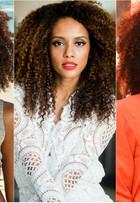 Hairstylist de Taís Araújo lista cuidados para cabelos crespos no verão