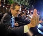 Direita declara vitória na Grécia e propõe união (AFP)
