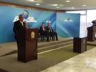 'Brasil está se distensionando', diz Temer sobre eleição na Câmara