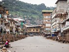 Serra Leoa tem alerta após breve fuga de dois pacientes com ebola