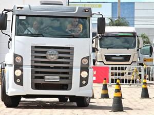 Detran-MA quer adiamento de exames para condutores de categorias C, D e E (Foto: Fabrício Cunha / O Estado)