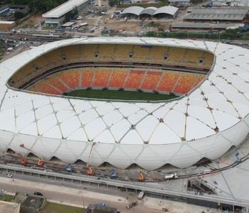 Arena da Amazônia, Manaus (Foto: Diego Toledano)