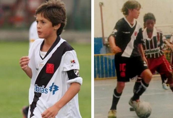 5cd4163471 Joia 2016  Mateus vira Pet no Vasco e joga pela mãe