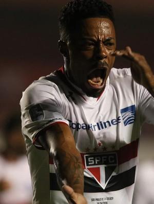 São Paulo x Toluca Michel Bastos gol 7