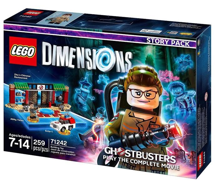 LEGO Dimensions tem adaptação do novo filme (Foto: Divulgação/Warner)