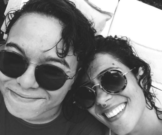 Maria Gadú e Lua Leça (Foto: Reprodução/Instagram)
