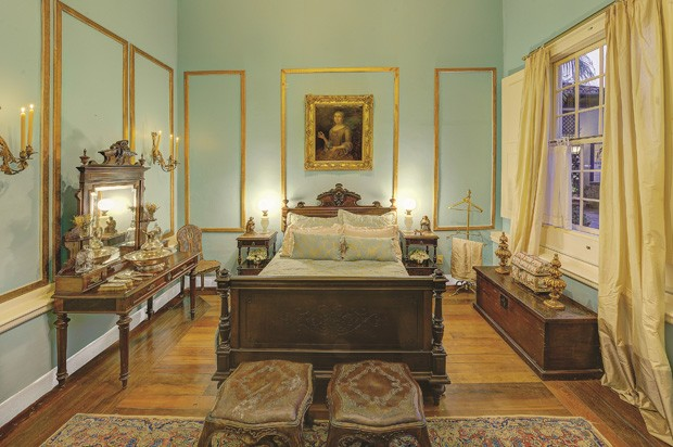 Mostra Casa Real (Foto: Cláudio Santana e Cristina Mend)