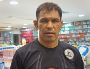 Minotauro, em Jo&#227;o Pessoa (Foto: Lucas Barros / Globoesporte.com/pb)