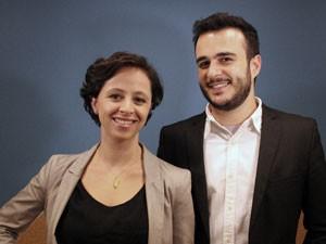 Isabel e Renato trabalharam no Google por quase 4 anos (Foto: Divulgação/Gawa)
