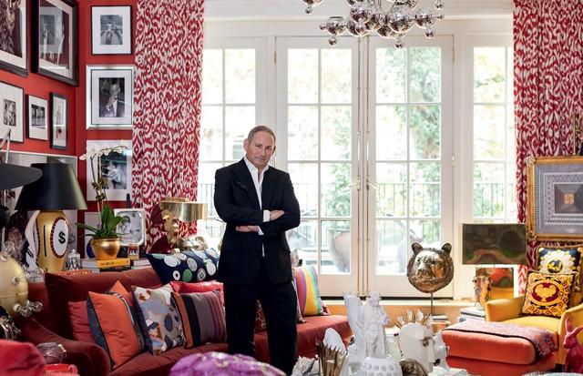 Como combinar almofadas (Foto: Arquivo Vogue)