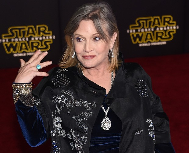 Carrie Fisher (Foto: Ethan Miller/Getty Images)