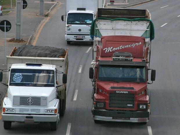 Problema da falta de caminhoneiros não é o salário, diz  (Foto: Divulgação)