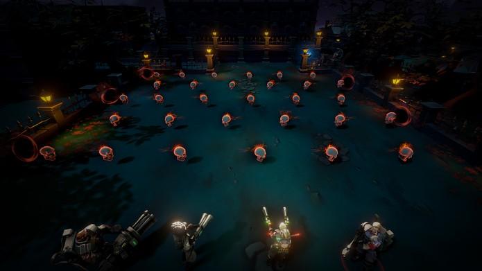 Ghostbusters é o mais recente game da saga (Foto: Divulgação/Activision)