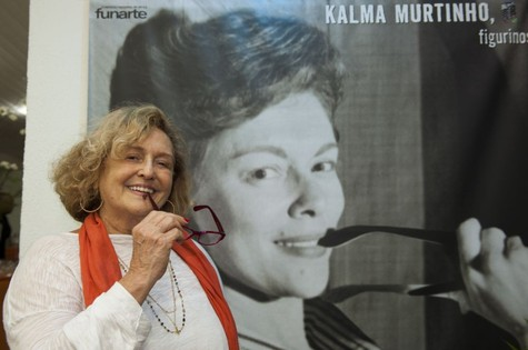 Marília Carneiro, figurinista da Globo (Foto: Selmy Yassuda)