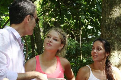 Rhaisa Batista e Claudia Mauro (Foto: Divulgação)