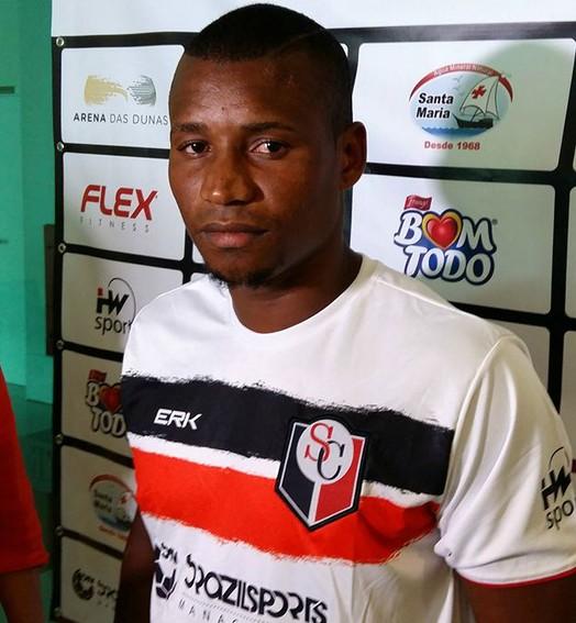 homem-gol (Jocaff Souza/GloboEsporte.com)