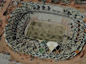 Arena da Amazônia (Foto: Chico Batata/Agecom)
