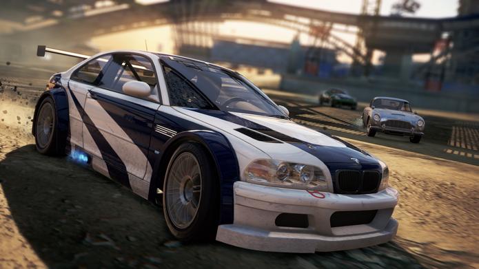Need for Speed Most Wanted  segue em oferta no Origin (Foto: Divulgação)