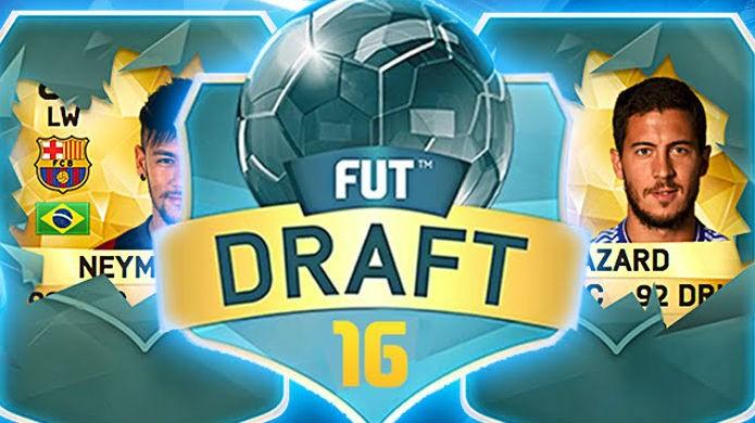 FIFA 16 Draft: baixo custo, alto retorno (Foto: Divulgação/EA Sports)