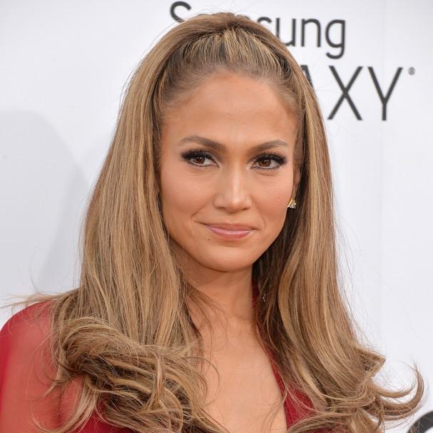 Filha de porto-riquenhos, Jennifer Lopez foi eleita a mulher mais bonita do mundo em 2011, aos 42 anos (Foto: Getty Images)