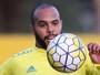 Falso doping superado: Alecsandro projeta títulos e futuro no Palmeiras