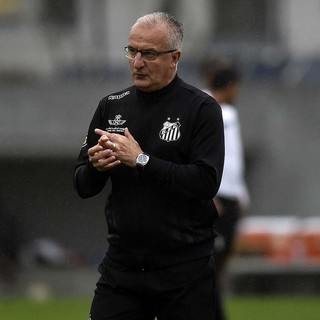 Dorival - Treino - Santos (Foto: Ivan Storti/Santos FC)