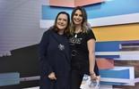 29/07 - 'Estúdio C' recebeu a atriz Elizabeth Savala