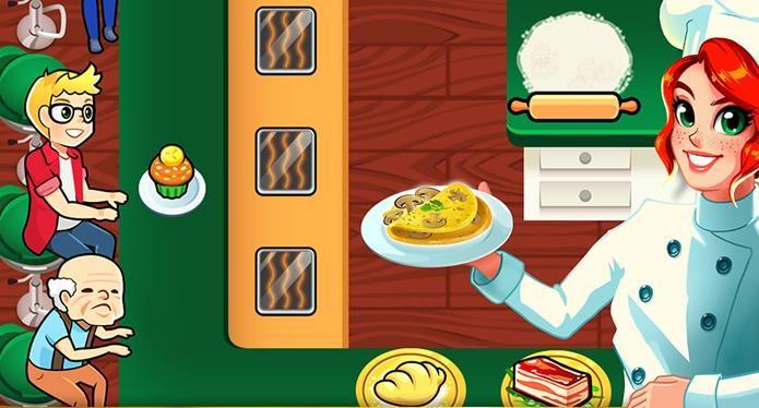 Demonstre suas habilidade de cozinheiro em Chef Rescue (Foto: Divulgação / Tapps)