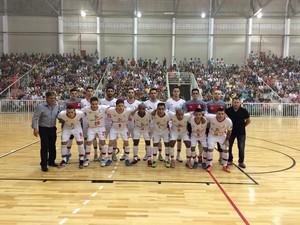 Sorocaba Futsal, futsal, Falcão  (Foto: Divulgação / Futsal Brasil Kirin )