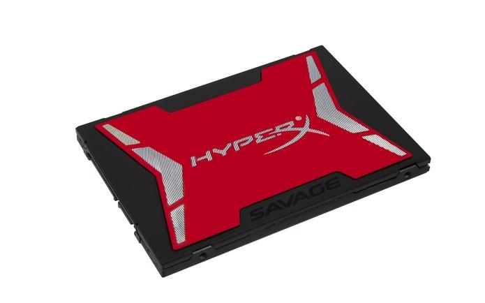 SSD HyperX Savage, de 960 GB (Foto: Divulgação/Kingston) (Foto: SSD HyperX Savage, de 960 GB (Foto: Divulgação/Kingston))