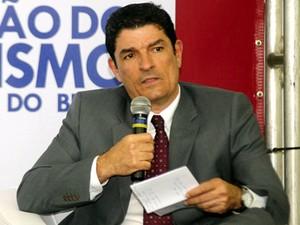 Vinicius Lages, novo ministro do Turismo (Foto: Pablo de Sousa/LUZ/Agência Sebrae de Notícias)