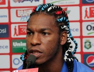 Geraldo não pareceu abalado com as declarações (Foto: Bruno Gomes / Agência Diário)